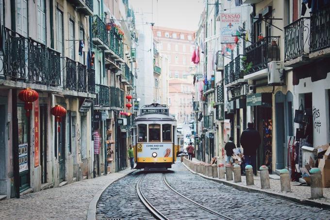7位:リスボン(ポルトガル)