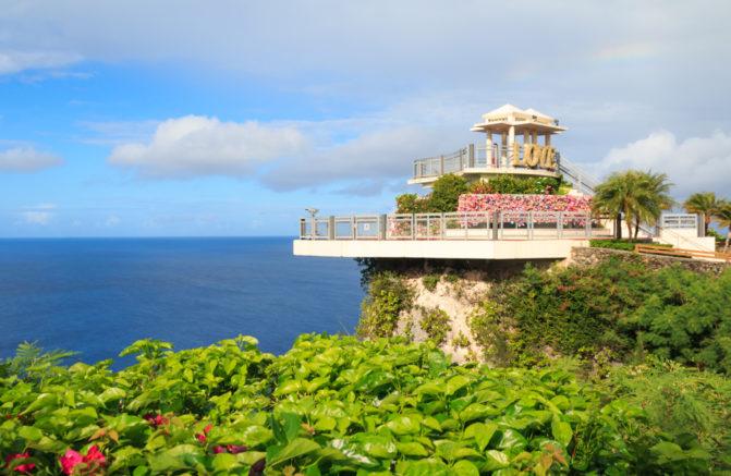 グアムの観光スポット