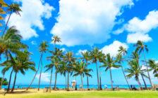 ハワイのワイキキビーチを楽しみたい!基本情報まとめ