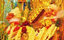 ミャンマー タウンビョン精霊祭 ナッ神