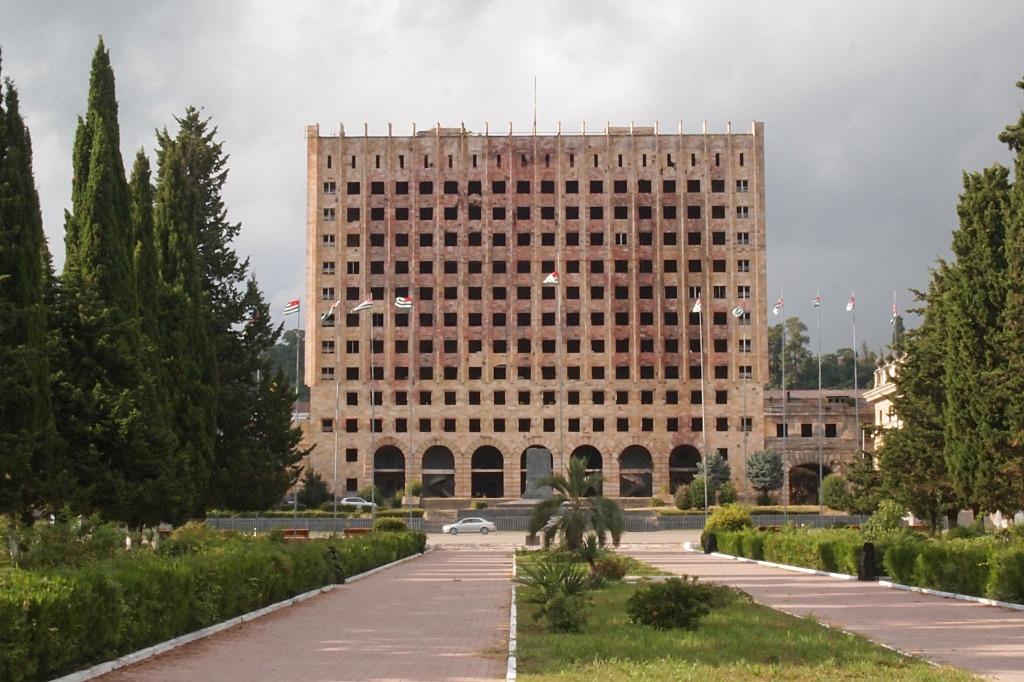 アブハジア 国会議事堂