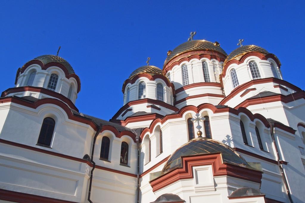 アブハジア ニューアトス修道院