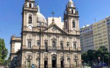 リオデジャネイロの美しいカンデラリア教会にまつわる2つの悲しい事件