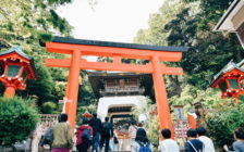 江ノ島の人気観光スポット「江島神社」へ。アクセスとご利益は?