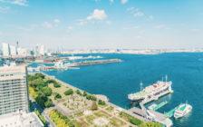 横浜の山下公園へお出かけ。アクセス・周辺の観光スポットは?