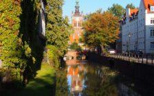 ポーランドの美しい都市、バルト海に面した「グダンスク」の魅力
