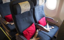 とにかく安いと話題の「中国国際航空」座席や機内食は大丈夫?