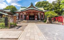 品川観光で行きたい神社8選!交通旅行安全が祈願できる神社も
