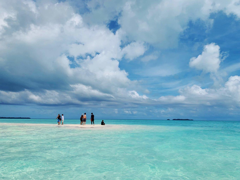 ロングビーチ(オモカン島)