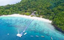 タイ・プーケットから15分!珊瑚の島コーラル島で贅沢に時間を使おう