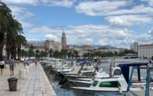 クロアチアの穴場リゾート!世界遺産の街・スプリトでヨーロッパの夏を満喫しよう