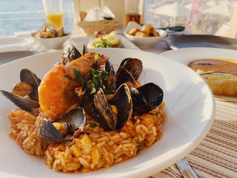 マルタはご飯が美味しい
