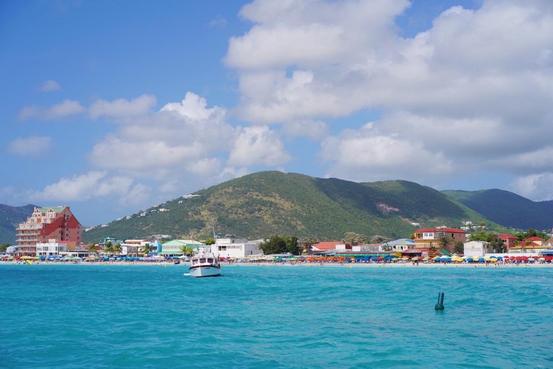 12/25:セントマーチン(Phillipsburg, Saint Maarten)