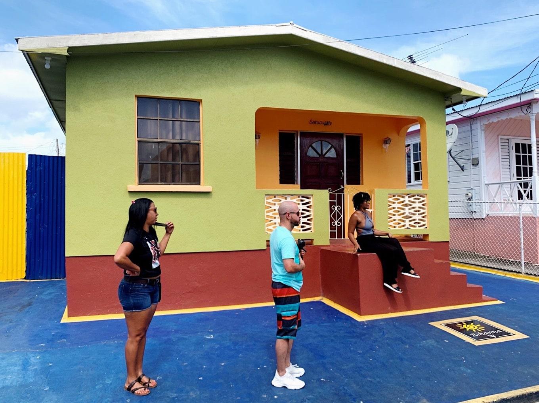 12/27:バルバドス(Bridgetown, Barbados)