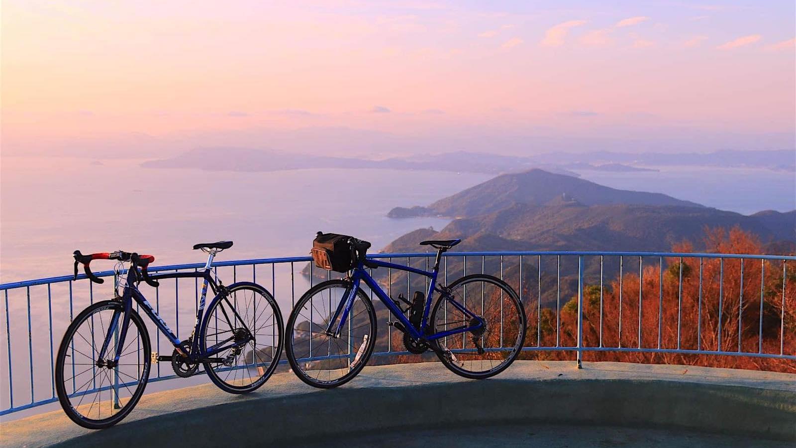 レンタサイクルでもOK!瀬戸内をロードバイクで巡る「ゆるポタ旅」のススメ