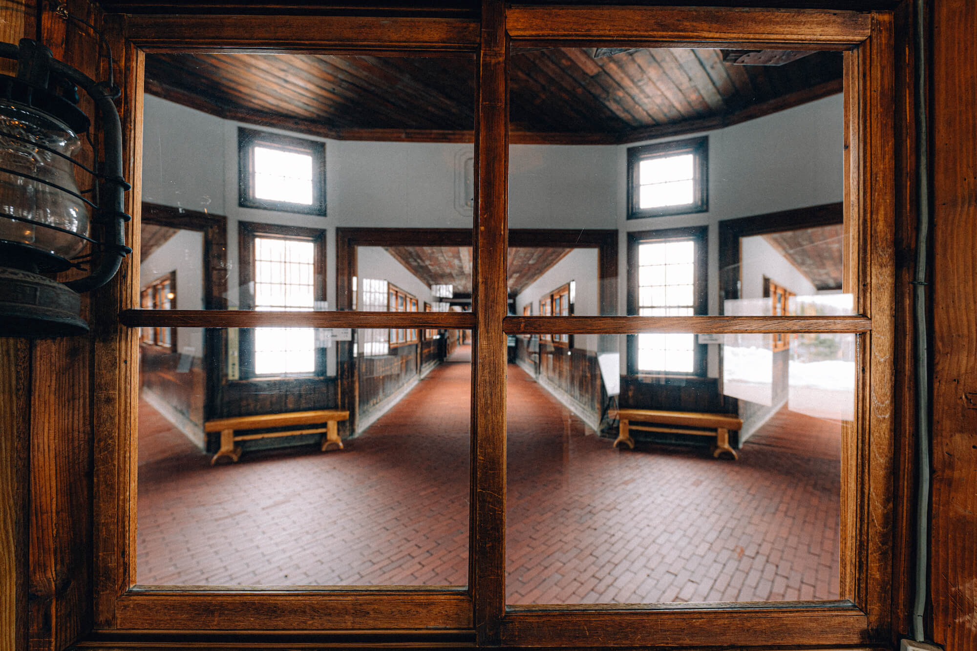 博物館「網走監獄」の見学