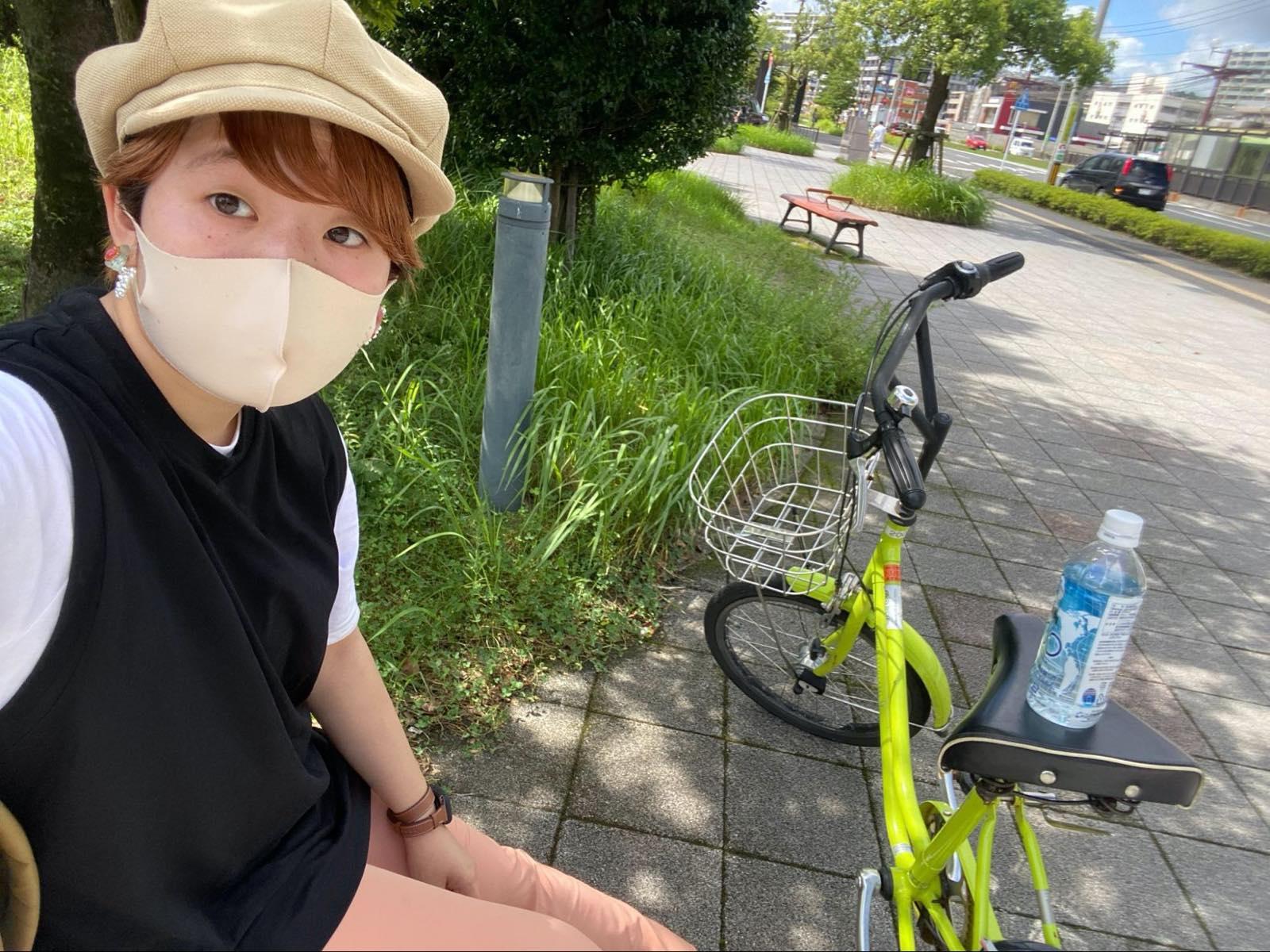 鹿児島市サイクリング
