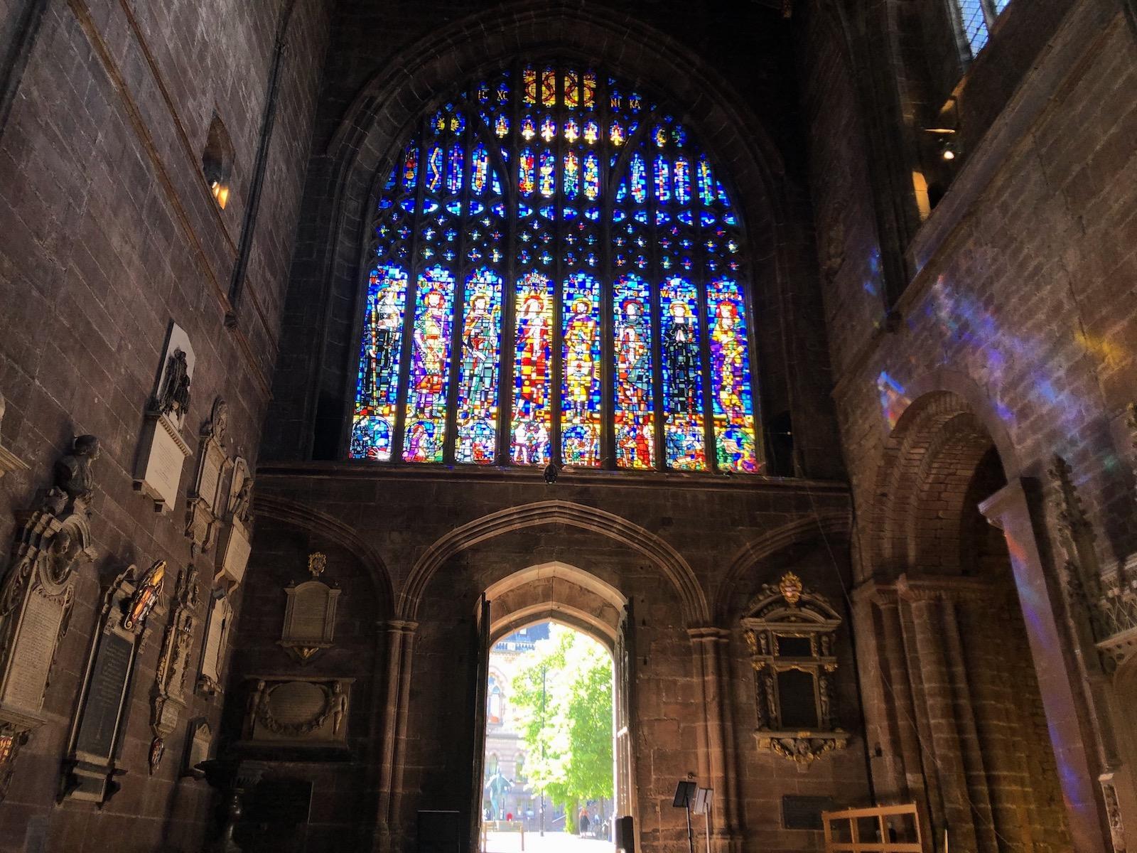 イギリス チェスター大聖堂3