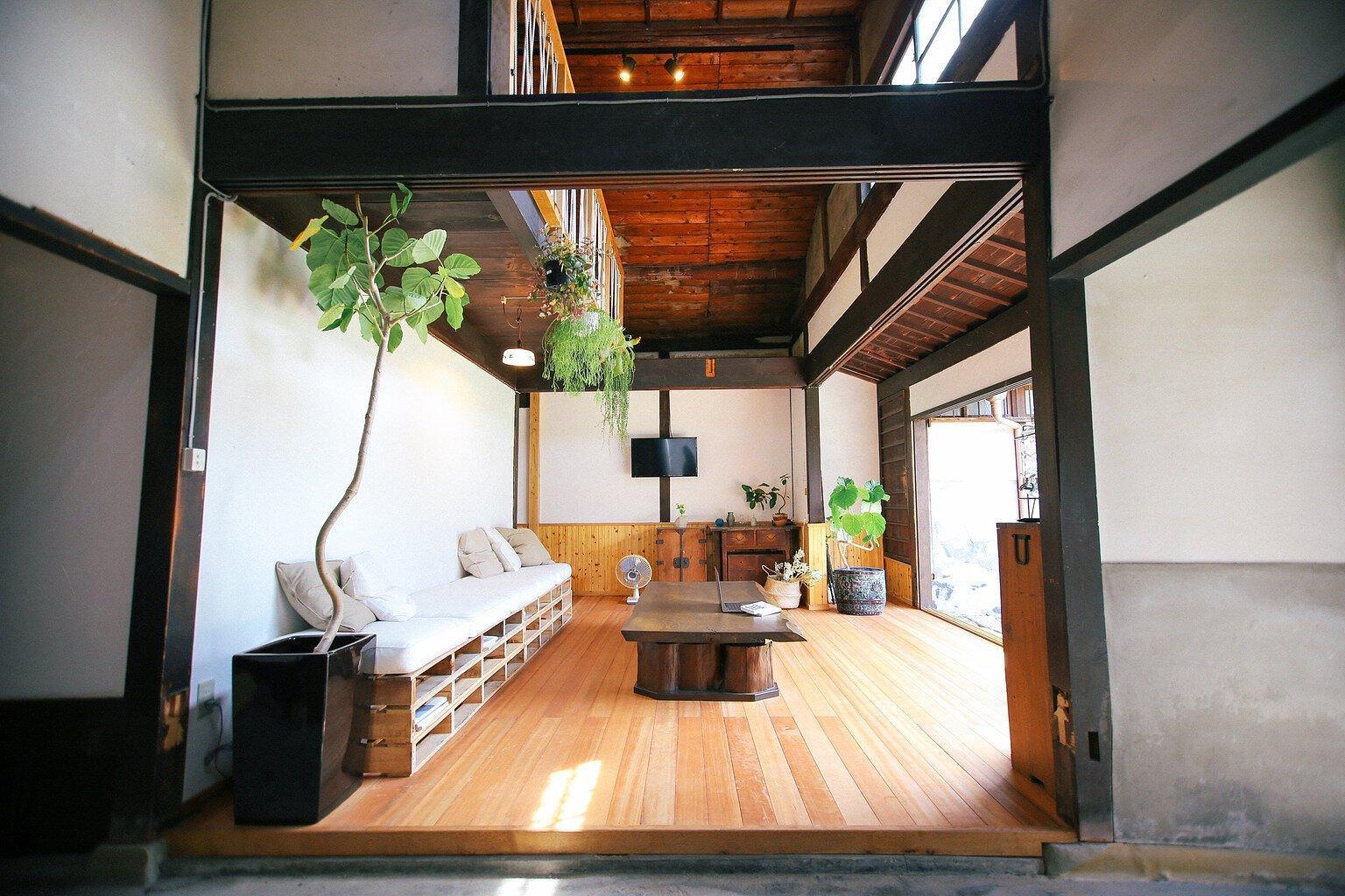 和歌山県のthe CUE – hoso back yard house