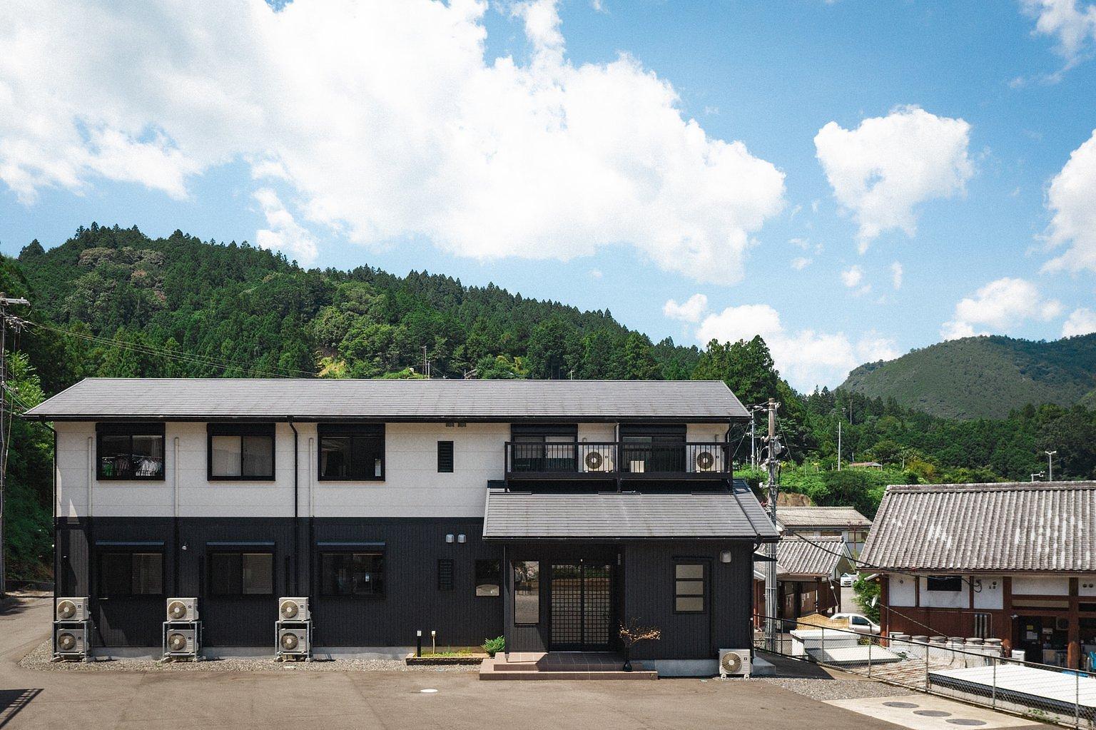 和歌山県のゲストハウスはてなし