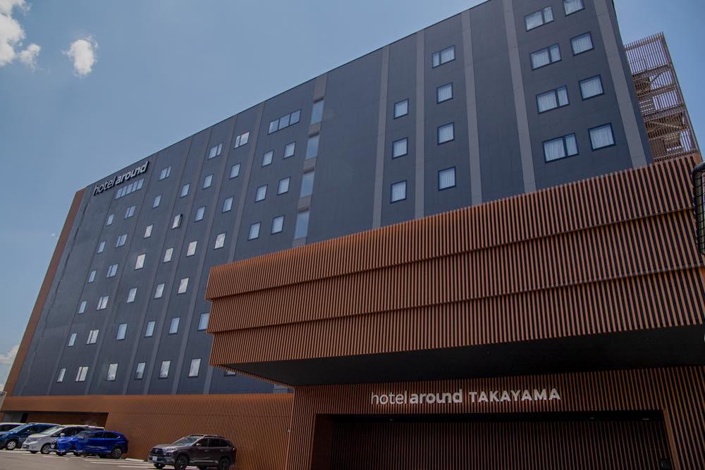 around hotel TAKAYAMA