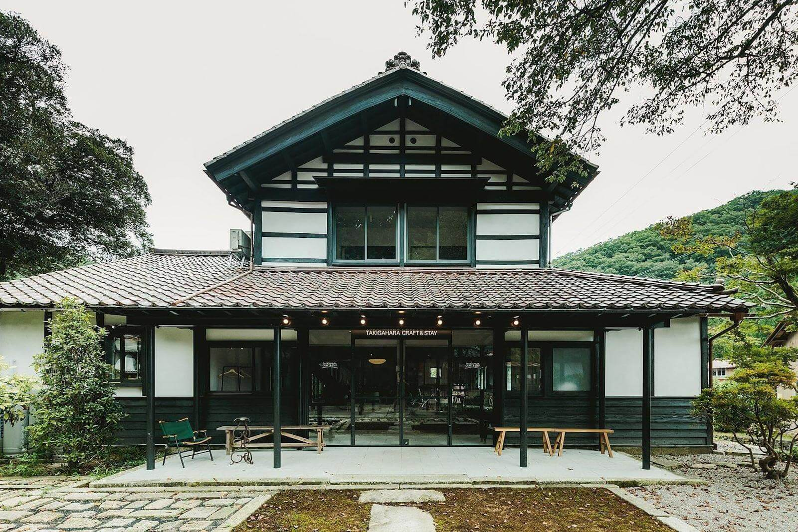 「TAKIGAHARA CRAFT AND STAY」 / 小松市 滝ヶ原町