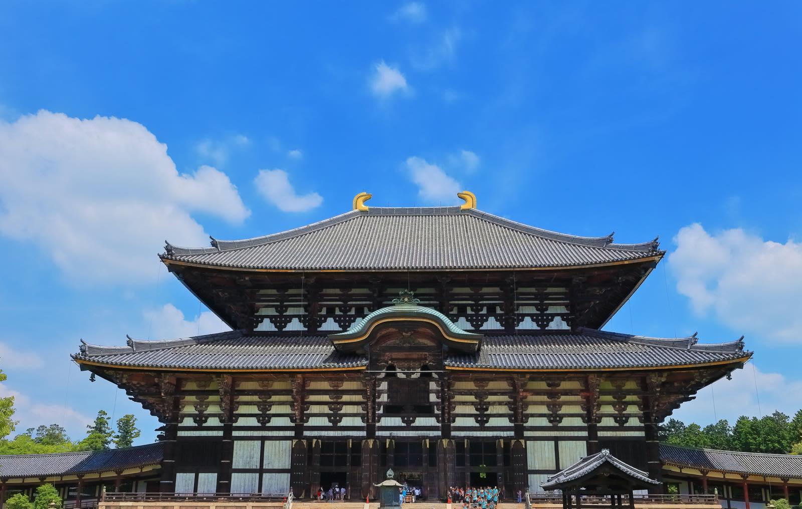 奈良県の東大寺