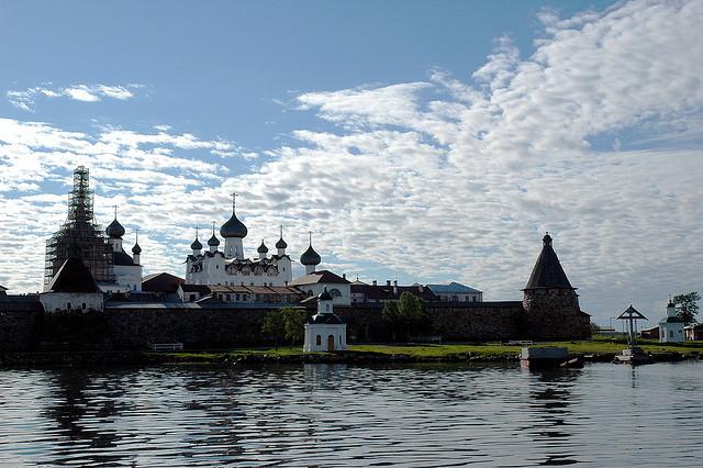 ソロヴェツキー諸島