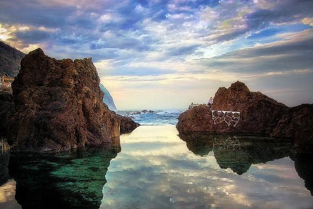 マデイラ諸島のラウリシルヴァ