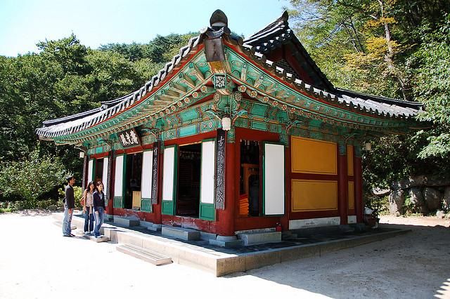 石窟庵と仏国寺