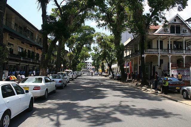 パラマリボ市街歴史地区