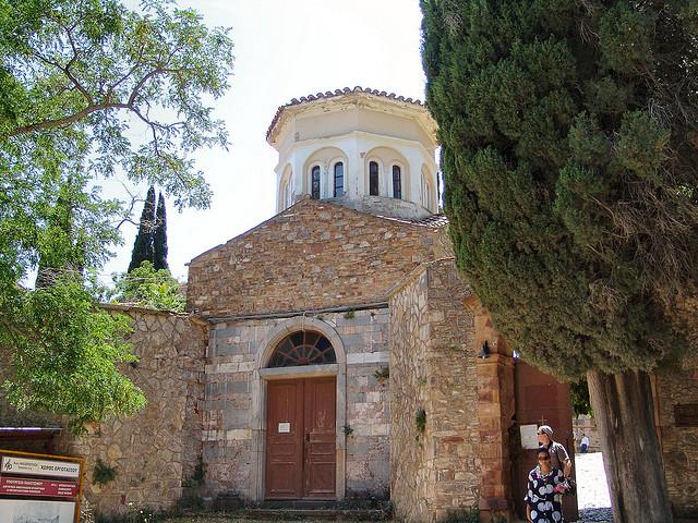 ダフニ修道院群、オシオス・ルカス修道院群及びヒオス島のネア・モニ修道院群