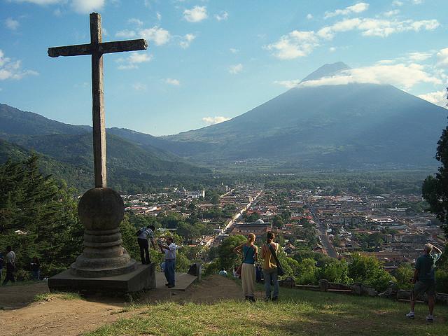 アンティグァ・グアテマラ