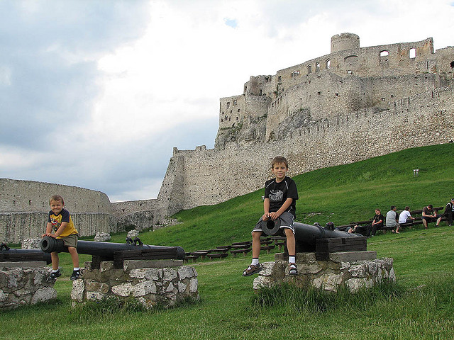 スピシュスキー城とその関連文化財