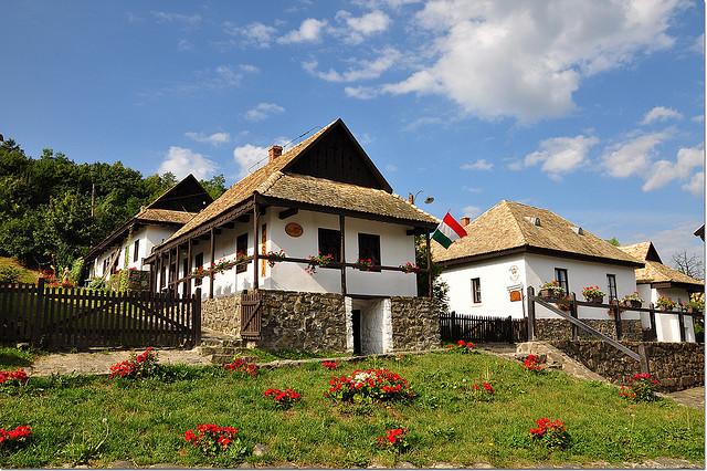 ホローケーの古村落とその周辺地区