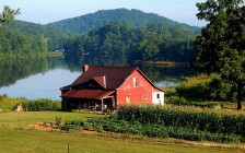 私の第2の故郷、のどかなアメリカ ジョージア州の魅力