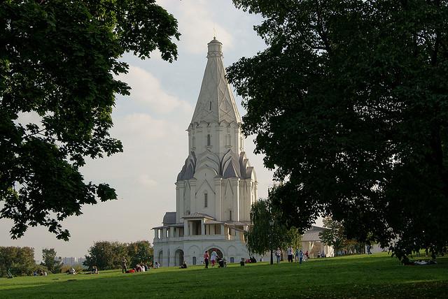 コローメンスコエの昇天教会