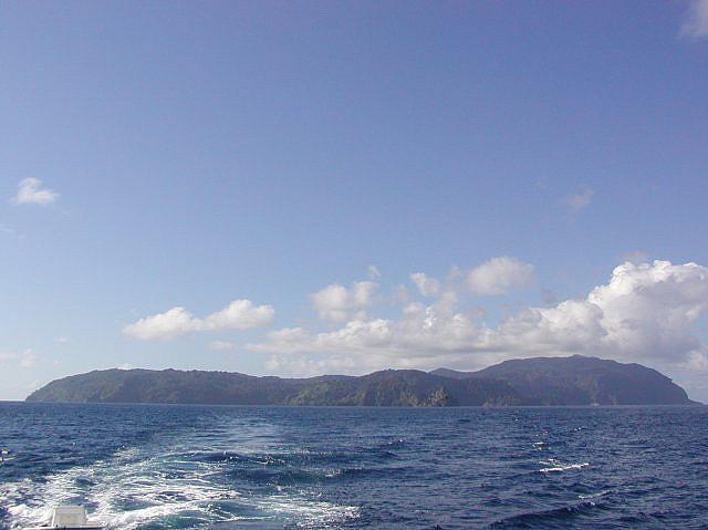 ココ島国立公園 コスタリカ 世界遺産