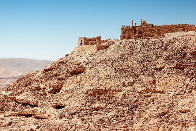 香料の道-ネゲヴ砂漠都市