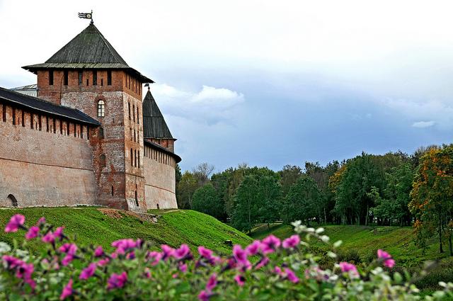ノヴゴロドの文化財とその周辺地区