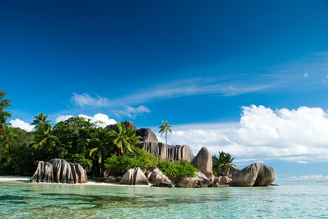 セーシェル諸島の絶景画像