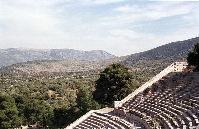 アスクレピオスの聖地エピダウロス