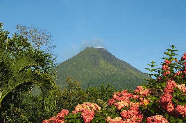 グアナカステ保全地域 コスタリカ 世界遺産