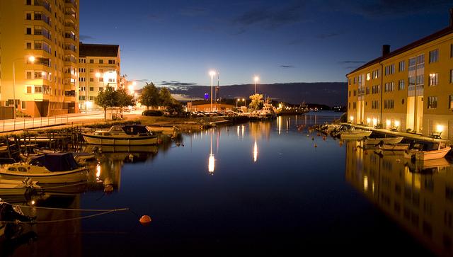 カールスクローナの軍港