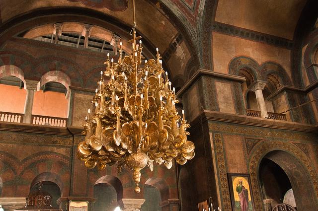 テッサロニーキの初期キリスト教とビザンチン様式の建造物群