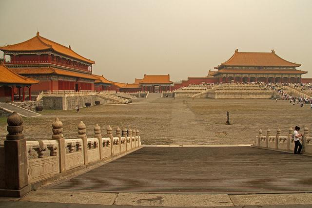 北京と瀋陽の明・清朝の皇宮群
