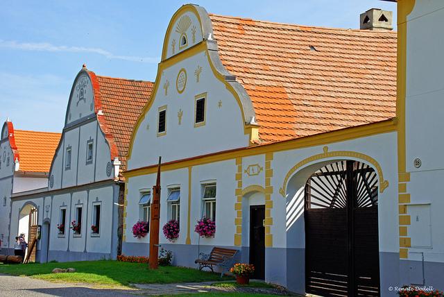ホラショヴィツェの歴史地区