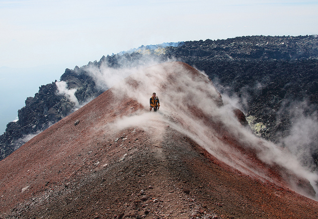 カムチャツカ火山群