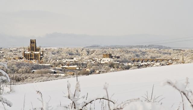 ダラム城と大聖堂