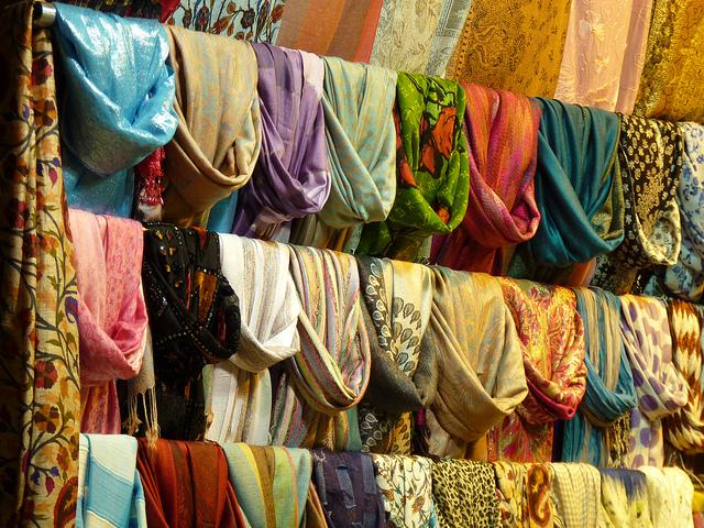トルコのスカーフ